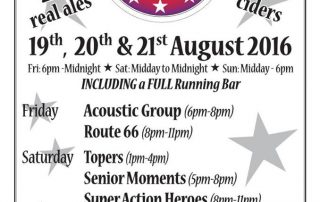 Star Inn Beer Festival 2016